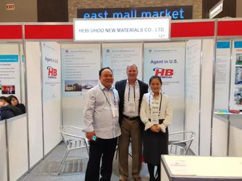 元昊集團參加2019年美國國際橡膠技術展